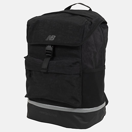 New Balance Run Commuter Backpack, LAB03006BK image number null