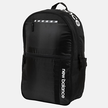 New Balance DTC Backpack, LAB03020BK image number null