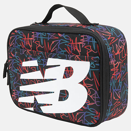 New Balance Kids Lunchbox AOP, LAB03023BKM image number null