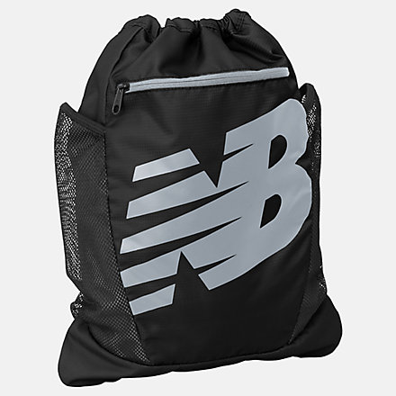 New Balance Core Performance Sack Pack, LAB11104BK image number null