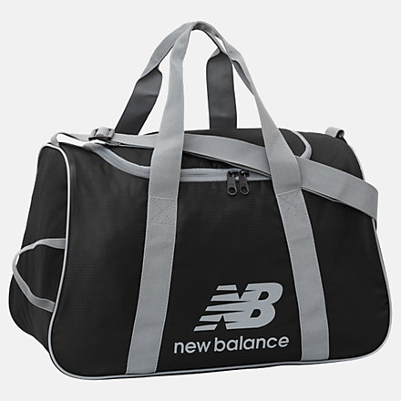 New Balance Core Performance Small Duffel, LAB11108BK image number null