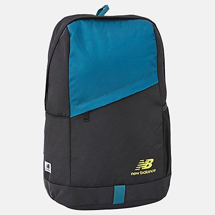 NB Essentials Backpack, LAB11113BK image number null