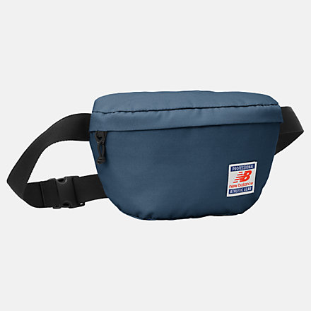New Balance Iconic Waist Pack, LAB11115TNV image number null