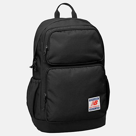 New Balance Iconic Backpack Advance, LAB11118BK image number null