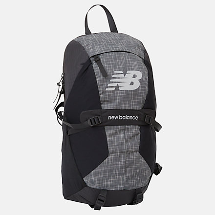 New Balance All Terrain Backpack, LAB11120BK image number null