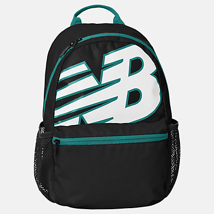New Balance Kids Core Performance Backpack, LAB13401BK image number null