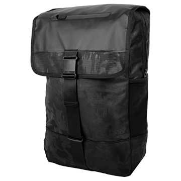 New Balance Urbanite Backpack, Black with Grey