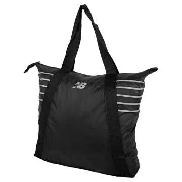 New Balance Packable Tote, Black