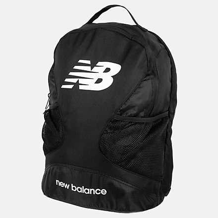 New Balance Players Backpack, LAB91011BK image number null