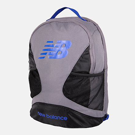New Balance Players Backpack, LAB91011GNM image number null