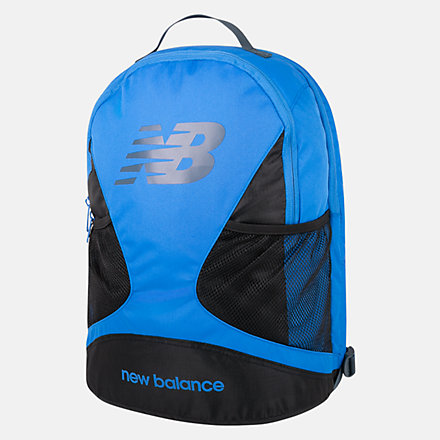 NB Players Backpack, LAB91011LBE image number null