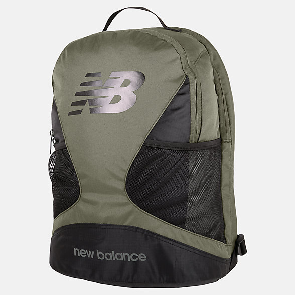 New Balance Players Backpack, LAB91011SLG