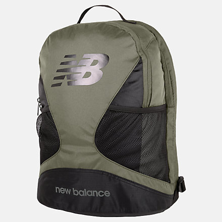 New Balance Players Backpack, LAB91011SLG image number null