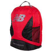 New Balance Players Backpack, Team Red