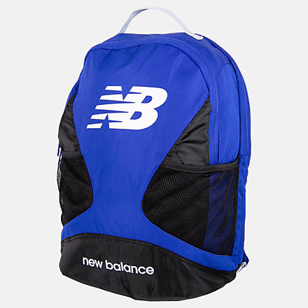 New Balance Players Backpack, LAB91011UVB image number null