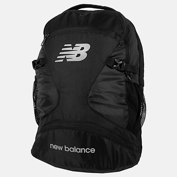 New Balance Champ Backpack, LAB91012BK