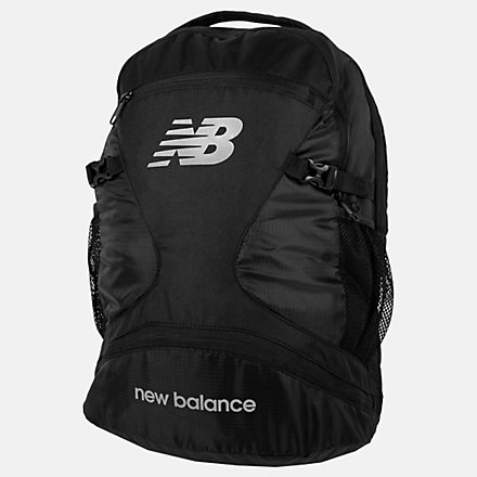 New Balance Champ Backpack, LAB91012BK image number null