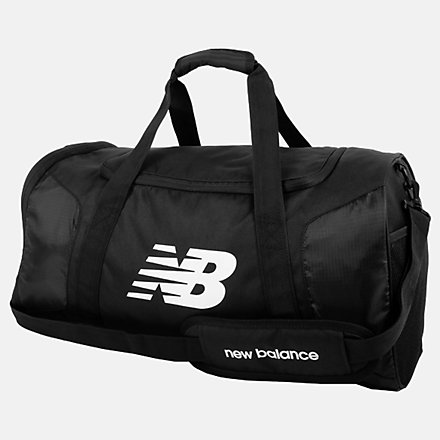 New Balance Player Duffel, LAB91013BK image number null