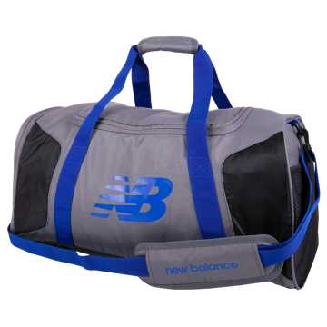 New Balance Player Duffel, Gunmetal