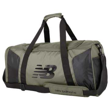 New Balance Player Duffel, Slate Green