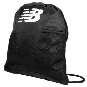 New Balance Players Cinch Sack, Black