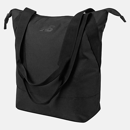 New Balance Womens Zip Tote, LAB91021BK image number null