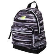 New Balance Mini Classic Backpack, Painted Anticipation Stripes Print