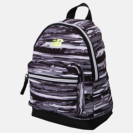 New Balance Mini Classic Backpack, LAB91022BM image number null