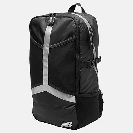 NB Endurance Backpack, LAB91027BK image number null