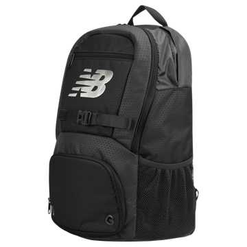 New Balance 4040 Baseball Bat Pack, Black