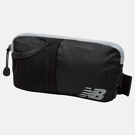 New Balance Performance Waist Pack, LAB91030BK image number null