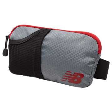 New Balance Performance Waist Pack, Gunmetal