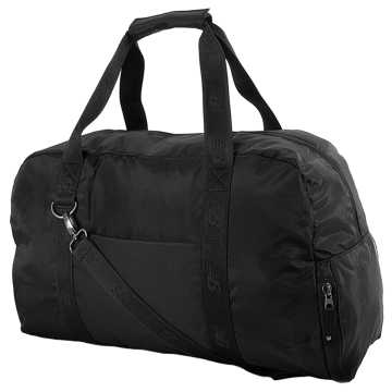 New Balance LSA Weekend Duffel, Black