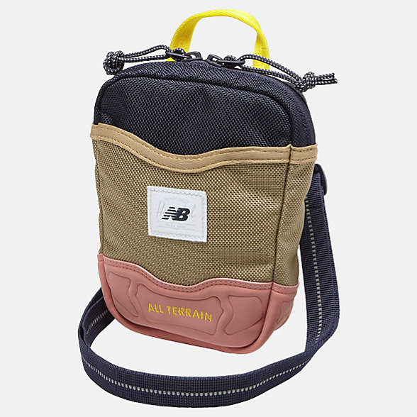 New Balance Herschel x NB Cross Body Bag, LAB91123RCK