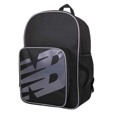 New Balance Sporty Backpack, Black