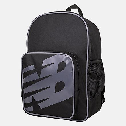 New Balance Sporty Backpack, LAB93001BK image number null