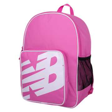 New Balance Sporty Backpack, Light Carnival