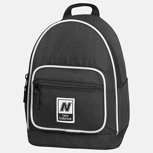 New Balance Mini Classic Backpack, LAB93007BK