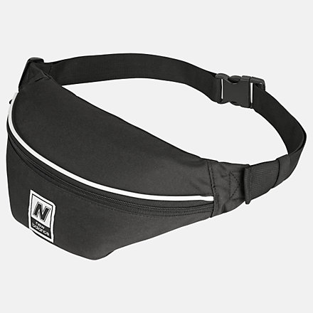 New Balance Classic Waist Pack, LAB93009BK image number null