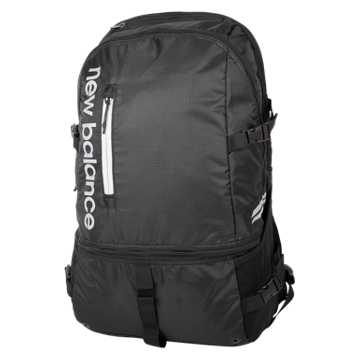 New Balance Commuter Backpack V3.0, Black