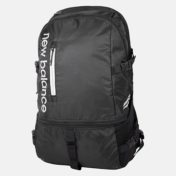 New Balance Commuter Backpack V3.0, LAB93014BK