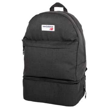 New Balance LSA Sneakerhead Backpack, Black