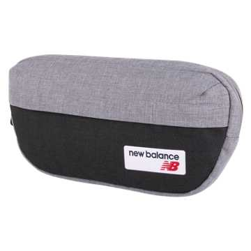 New Balance LSA Waist Pack, Athletic Grey