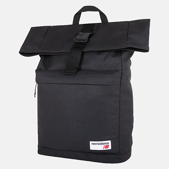 NB LSA Rolltop Backpack, LAB93021BK