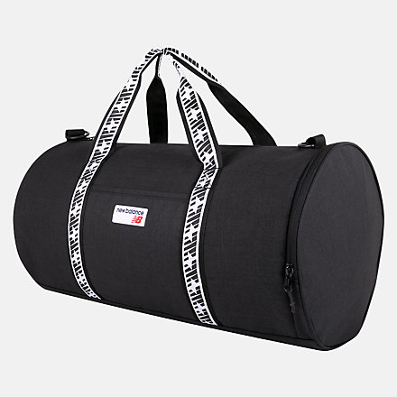 NB LSA Barrel Duffel, LAB93022BK image number null
