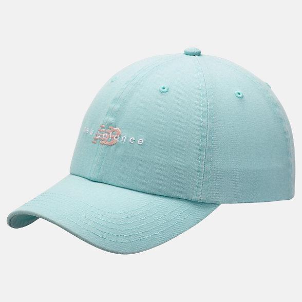New Balance NB Seasonal Classic Hat, LAH01003DRZ
