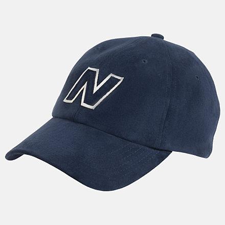 New Balance Block N Hat, LAH03001TNV image number null