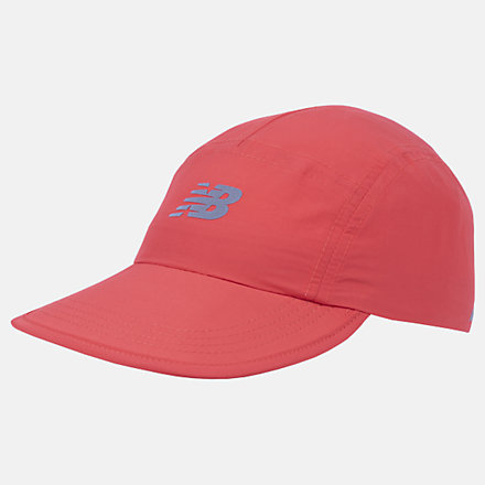 New Balance Packable Run Hat, LAH03007GHP image number null