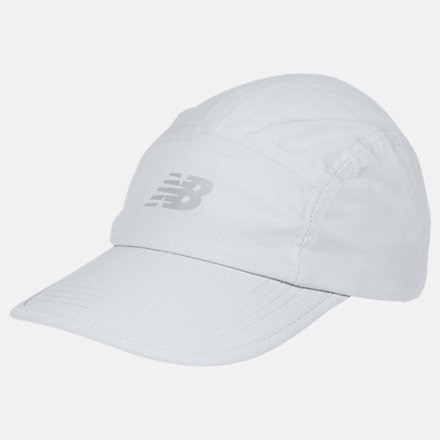 New Balance Packable Run Hat, LAH03007LAN image number null