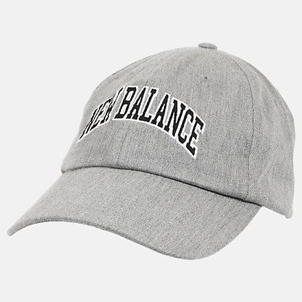New Balance NB Logo Hat, LAH03010AG image number null
